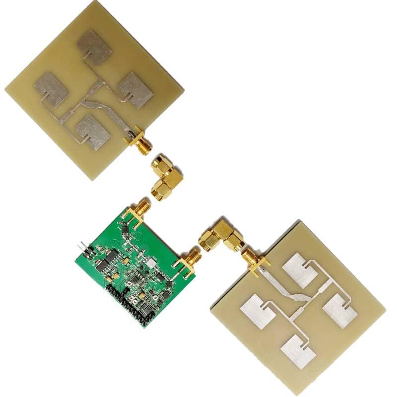C-Band Portable Multi-Mode Radar