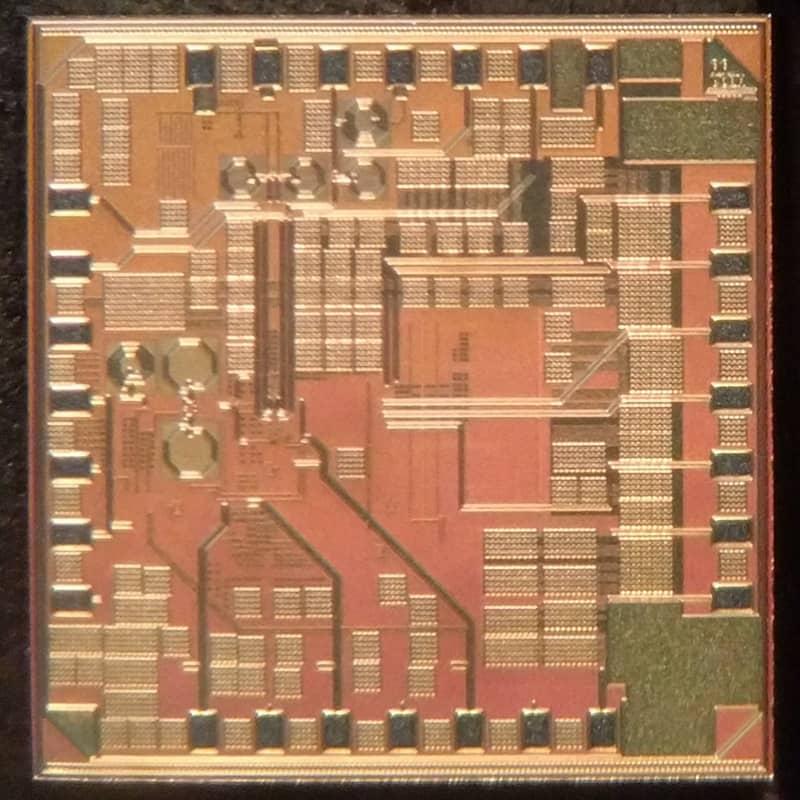 24-GHz Radar-on-Chip