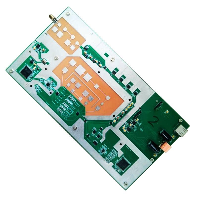 Wideband RF Signal Synthesizer