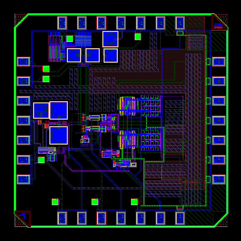 24-GHz Radar-on-Chip - Z  PENG